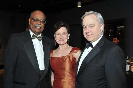 Robert Howard, Pat, David Mosena
