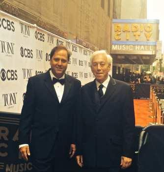 Steve Traxler & and Arny Granat