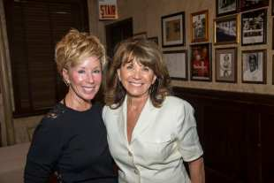 Suzie Glickman and Roni Siegel