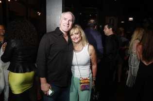 Ken Gill and Julie McNally