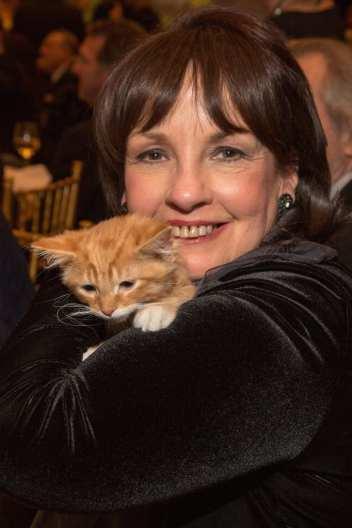 Bonnie Spurlock & Kitten