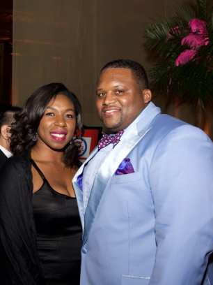 Andenika & Anthony Adams