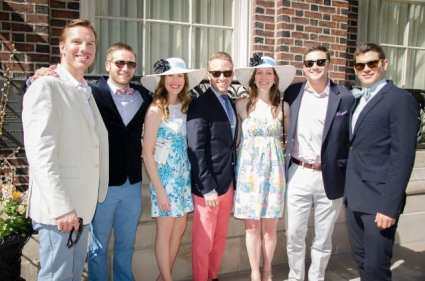 RJ Yozwiak, James DeMaco, Maggie Mahowald, Taylor Bass, Kelly Hanlon, Tom Seymour, John Derkach