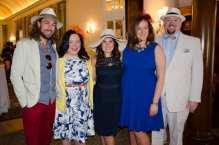 Dodd Browning, Elisa Laffey, Christine Browning, Melissa Peck, Kevin Bacon