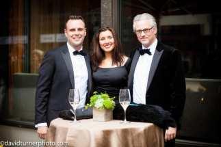 Markus Glocker, Claudia Lesnaya, John Winterman