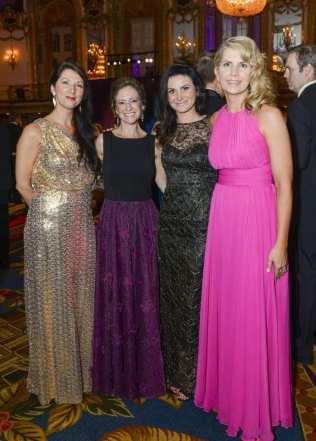 Amity Comiskey (Hinsdale), Kirsten Douglass (Hinsdale), Jaclyn Cantore (Oakbrook), Karen Gerstner (Chicago)