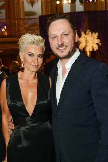 Magda and Darek Potchabout