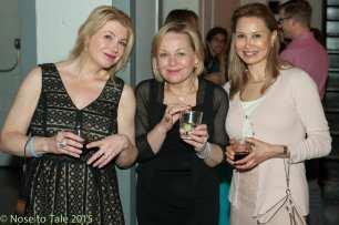Renata Block, Christine Mallul, Rebecca Sanchez of Chicago