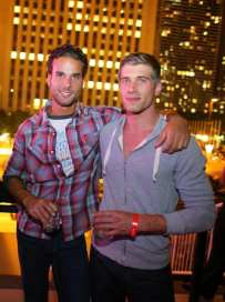 James Guardino and Kris Kranz