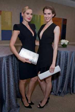 Anastacia Lupo & Sharon Talcott