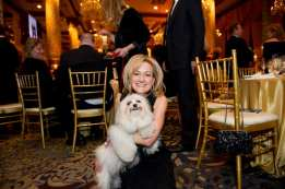 Kimberly Gleeson with dog Spencer