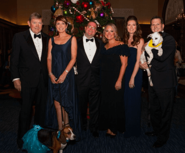 The 2015 Fur Ball Committee