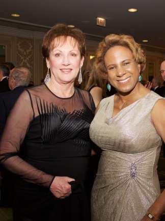 Kathy D'Mura & Angela Poole