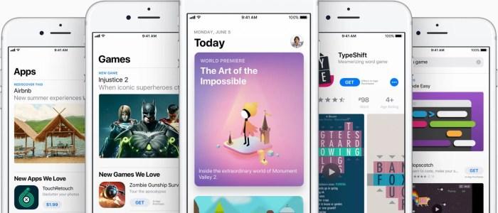 Aplicaciones Moviles para iOS