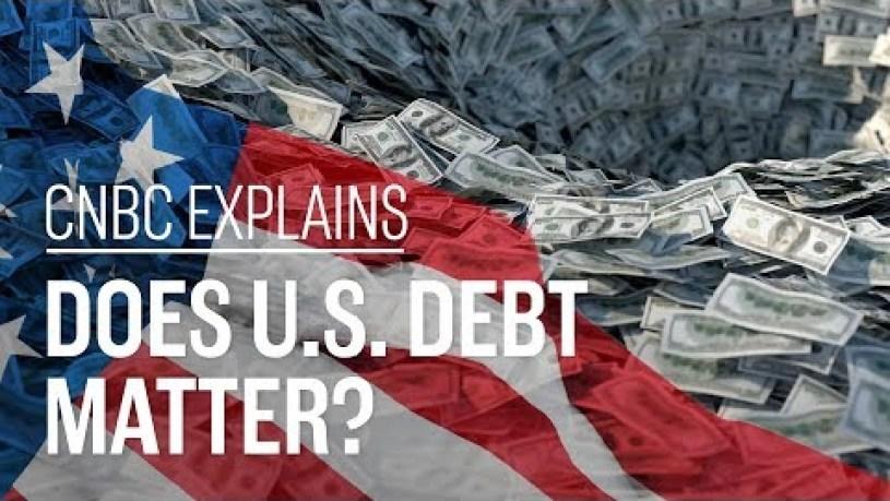 When Was Us Debt Free