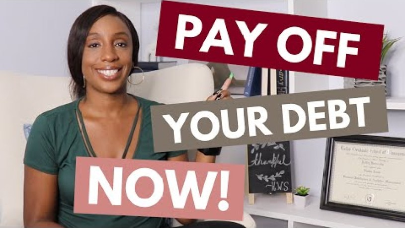 How To Be Debt Free In 5 Years