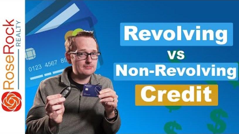 Revolving Debt