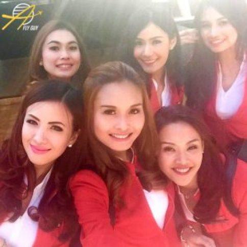 AirAsia Philippines cabin crew