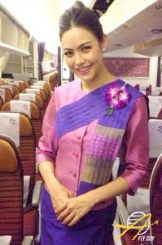 Thai Airways cabin crew