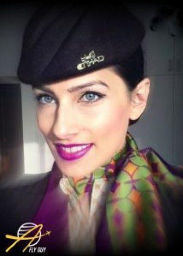 Etihad Airways cabin crew