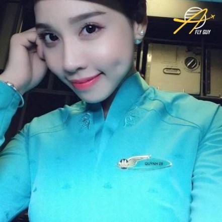 Vietnam Airlines cabin crew