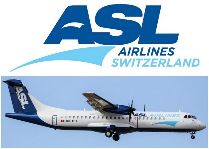 ASL Airlines Switzerland