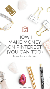 How You Can Make Money on Pinterest 4 Different Ways