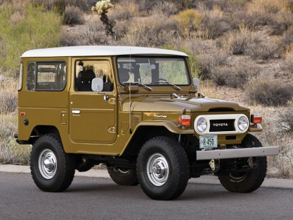 1977 Toyota Land Cruiser FJ40 01