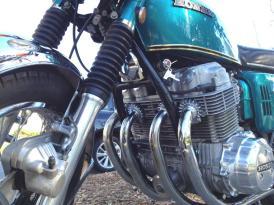 Honda CB750 1969 prototype 07