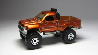 Hot Wheels Cool Classics Toyota Pickup 01