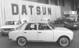 1966 Chicago Auto Show Datsun