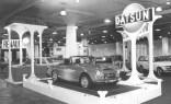 1969 Chicago Auto Show Datsun Roadster
