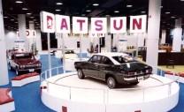 1970 Chicago Auto Show Datsun 1200