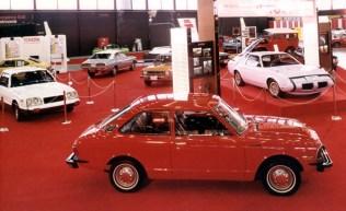 1974 Chicago Auto Show Toyota