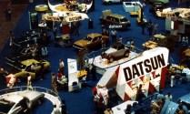 1976 Chicago Auto Show Datsun