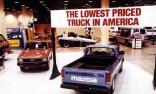 1983 Chicago Auto Show Mazda Trucks