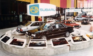 1983 Chicago Auto Show Subaru
