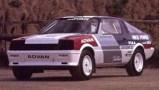 HKS Starion D404 front