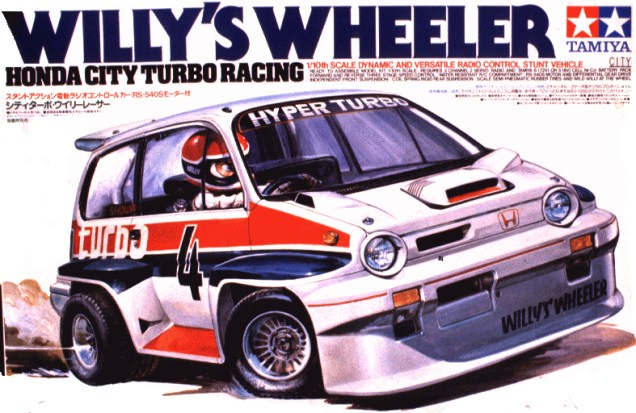 Willys Wheeler