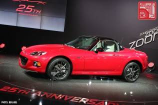 Mazda MX5 25th Anniversary 03