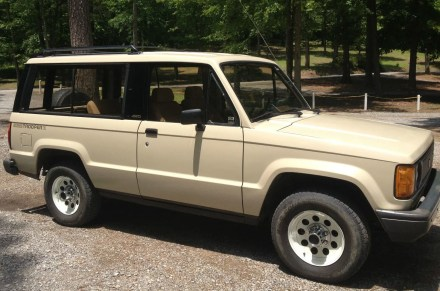 1986 Isuzu Trooper 05