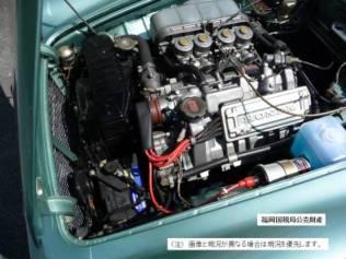 Honda S800 12k-mile 08