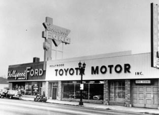 Toyota USA Hollywood