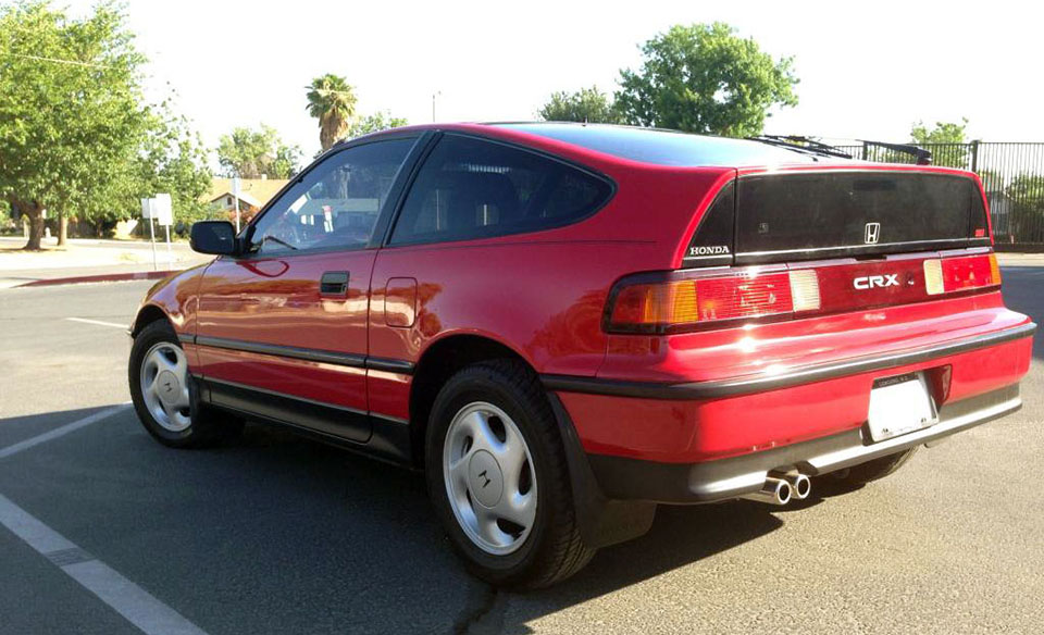 Hondas For Sale By Owner >> KIDNEY, ANYONE? Bubble Economy Honda Civic Si trio ...