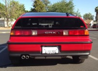 1991 Honda CRX Si 03