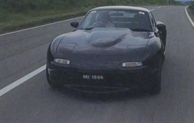 Mazda M2 1006 MX-5 Miata front