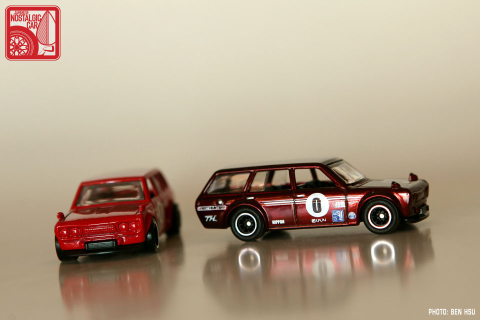 MINICARS: Hot Wheels X JNC Datsun 510 Wagon Super Treasure ...