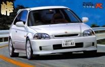 Fujimi Touge Honda Civic Type R