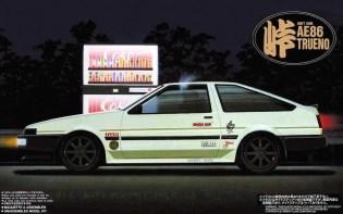 Fujimi Touge Toyota Sprinter Trueno