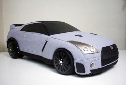 Rocket Craft plush Nissan GTR R35